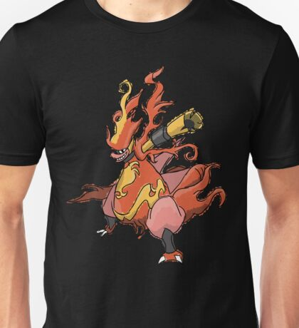 Judas' Magmortar T-Shirt