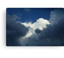 *SEVERE WEATHER CLOUDS* Canvas Print