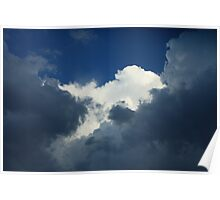 *SEVERE WEATHER CLOUDS* Poster
