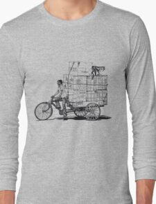 Rickshaw Long Sleeve T-Shirt