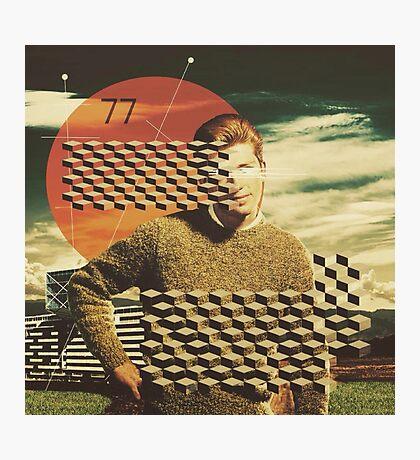Secret-77 Photographic Print
