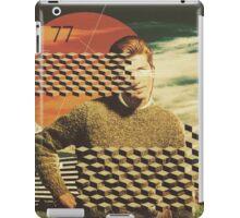 Secret-77 iPad Case/Skin