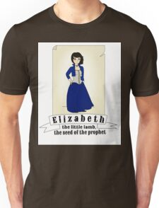 Elizabeth - Bioshock Infinite Unisex T-Shirt