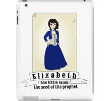 Elizabeth - Bioshock Infinite iPad Case/Skin
