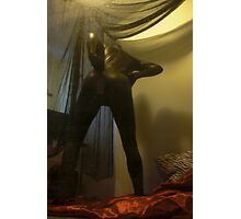 Zentai Through the Looking Glass 5 Photographic Print