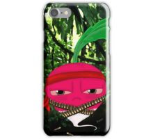 Rambo Radish iPhone Case/Skin