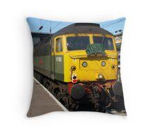 Green 47 Carlisle Throw Pillow