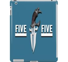Buffy - Faith 5 by 5 minimalist poster iPad Case/Skin