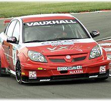 Matt Neal British Touring Car by Ron-Mymotiv