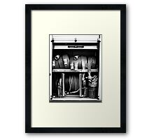 Always Equipped  Framed Print
