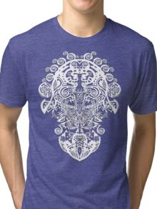 LINE DESIGN by Ethereal - C.Graham copyright 2009. Tri-blend T-Shirt