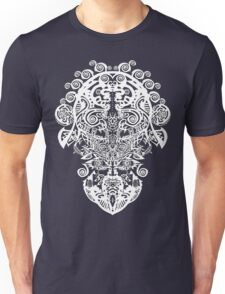 LINE DESIGN by Ethereal - C.Graham copyright 2009. Unisex T-Shirt