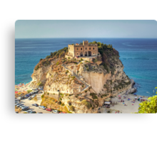 Sanctuary of Santa Maria dell'Isola Canvas Print