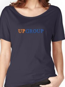 UPGROUP Women's Relaxed Fit T-Shirt