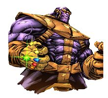 Thanos by MorgyG