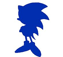 Classic Sonic Silhouette 2 by 4xUlt