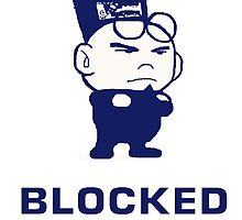 Hideki Kamiya - Blocked by 4xUlt