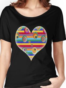 Crazy Love T-Shirt Women's Relaxed Fit T-Shirt