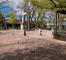 Central Plaza by Thad Zajdowicz