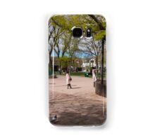 Central Plaza Samsung Galaxy Case/Skin
