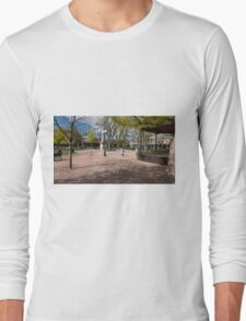 Central Plaza Long Sleeve T-Shirt