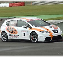 Andrew Herron Seat motorsport by Ron-Mymotiv