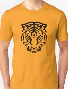 tiger animal wild lion Unisex T-Shirt
