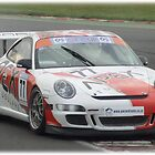 jim geddie porsche 997 cup   by Ron-Mymotiv
