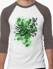 HAHAHA - JOKER , Suicide Squad Men's Baseball ¾ T-Shirt