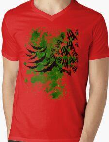 HAHAHA - JOKER , Suicide Squad Mens V-Neck T-Shirt