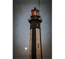 Cape Henry Lighthouse  Photographic Print