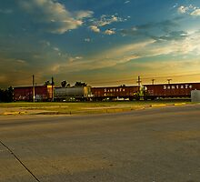 santa fe express by chaoguanlee