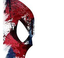 Spiderman abstract design by davis91