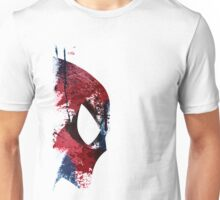 Spiderman abstract design Unisex T-Shirt