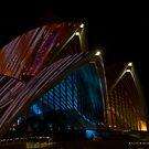 Sail Away - Sydney Opera House by Malcolm Katon