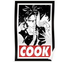 Shokugeki no Soma - Cook  Poster