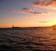 Lady Liberty NYC  1 by angidphoto
