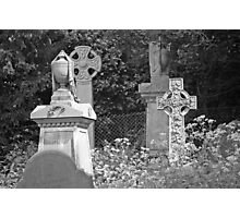 B&W Graves Photographic Print