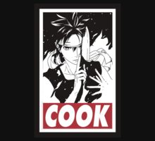 Shokugeki no Soma - Cook  by Dandyguy