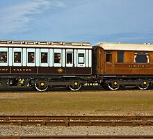 Vintage Carriages by Hertsman