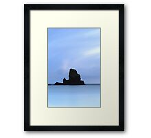 Talisker Bay at Sunset Framed Print