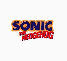 Sonic the Hedgehog Logo Unisex T-Shirt