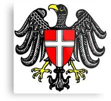 austria   vienna  wien Metal Print