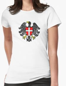 austria   vienna  wien Womens Fitted T-Shirt