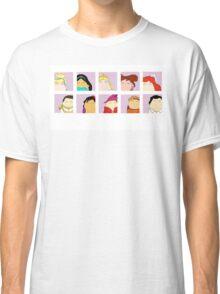 Prince & Princess Tiggle Profile Classic T-Shirt