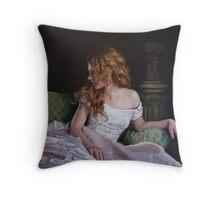 Jessica Throw Pillow