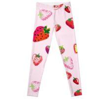 Strawberry Spectacular  Leggings