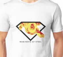 Manifesto of Steel Unisex T-Shirt
