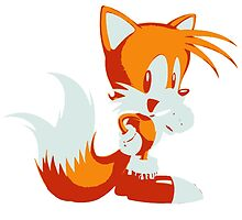Minimalist Tails by 4xUlt