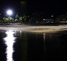 Townsville at Night 4 by John Vandeven
